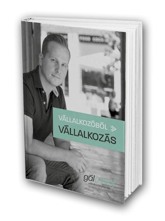 Vállalkozóból Vállalkozás könyv