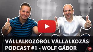 Beszélgetés Wolf Gáborral
